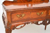 Antique French Style Walnut Server Table (4 of 11)