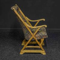 Arts & Crafts Oak Armchair (5 of 7)