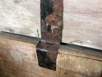 Antique Pine Trunk or Blanket Box (5 of 14)