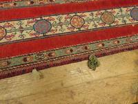 Superbly Colourful Antique Rahra Rug, Kilim Rug (4 of 13)