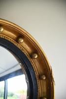 Regency Style Convex Wall Mirror (9 of 11)