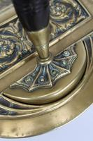 Victorian Brass Helmet Coal Scuttle (6 of 13)