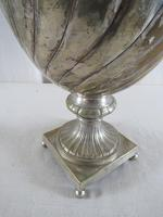 Brass & Silver Plated Trophy, Early 20th Century (6 of 13)