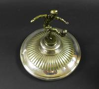 Silver Plated Derby Wednesday Football Challenge Cup (9 of 16)