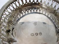 Charming Oval Victorian Silver Dish (5 of 5)