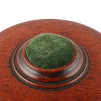Circular Mahogany Bobbin Caddy (3 of 8)