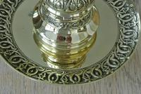 Fine 19th Century Brass Inkwell in the Bright Pavilion Style (5 of 7)