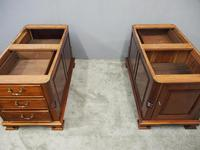Georgian Style Mahogany Partners Desk (11 of 11)