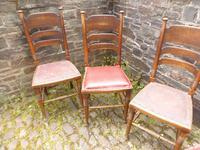 William Birch Arts & Crafts Chairs (5 of 7)