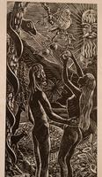 Adam and Eve by Kathleen Mary Bell (4 of 4)