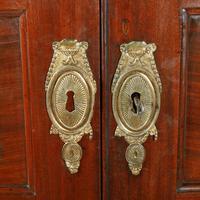Georgian Two Door Wardrobe (6 of 8)
