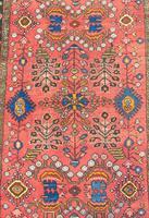 Antique Kurdish Runner Carpet (3 of 6)