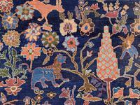 Antique Armanibaff Carpet (11 of 14)