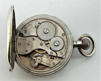 Antique 1920s Moeris pocket watch. (2 of 6)