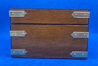 Victorian Oak Gentleman's Box (10 of 15)
