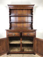 Early 20th Century Oak Dresser (6 of 15)