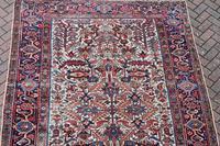 Old Heriz Carpet 309x214cm (6 of 9)