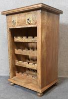 Barker and Stonehouse Flagstone Wine Rack / Wine Cabinet (3 of 9)