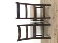 Two Antique Welsh Farmhouse Chairs (m-1255) (9 of 9)