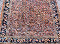 Antique Mahal carpet 369x262cm (5 of 10)