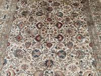 Vintage Anatolian Kayseri Silk Rug 2.22m x 1.51m (4 of 17)