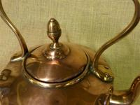 Traditional 5 Pint Antique Copper Kettle (4 of 5)