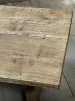 Smaller French Farmhouse Bleached Oak Dining Table (10 of 17)