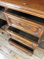 Antique Victorian Mahogany Sideboard (9 of 13)