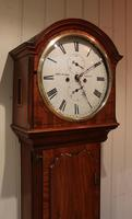 Small Scottish Mahogany Longcase Clock (5 of 12)