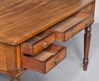 George IV Mahogany Writing Table (6 of 7)