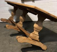 Long French Farmhouse Table with Extensions (20 of 24)
