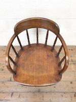 Antique Smoker's Bow Chair (2 of 9)