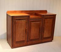 Early 20th Century Golden Oak Sideboard (8 of 10)