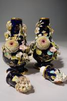 Most Attractive Pair of Late 19th Century Coalbrookdale Perfume Bottles (4 of 6)