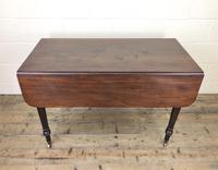 19th Century Mahogany Pembroke Table (4 of 9)