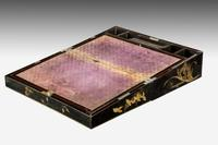 Late 19th Century Oriental Writing Slope (3 of 8)