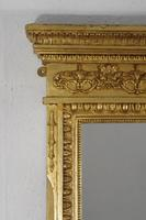 Victorian Neoclassical Style Overmantle Mirror (3 of 10)