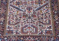 Old Heriz Roomsize Carpet 326x219cm (4 of 9)