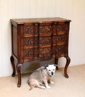 French Oak Chest of Drawers (8 of 10)