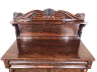 Antique 19th Century Mahogany Chiffonier Sideboard (12 of 12)