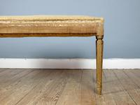 Late 19th Century French Bench (6 of 6)