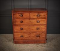 Victorian Mahogany Chest of Drawers (2 of 8)