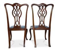 Hepplewhite Style Chairs (2 of 4)