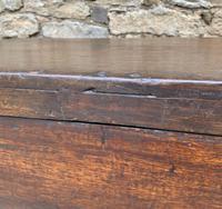 Antique Camphor Sea Chest Trunk (18 of 22)