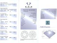 8.24ct Diamond & Platinum Ring by Boucheron - Vintage c.1950 (9 of 13)