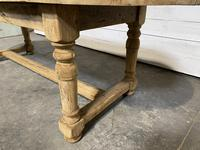 Large Rustic French Farmhouse Dining Table (6 of 18)