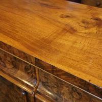 Victorian Burr Walnut Chiffonier Sideboard (9 of 9)