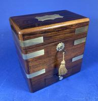 Victorian Rosewood Medicine Box (15 of 15)