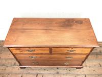 Early 20th Century Oak Chest of Drawers (2 of 6)
