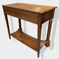 Early 19th Century French Empire Console Table (13 of 13)